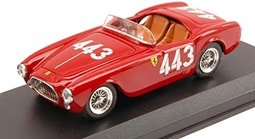 ART MODEL AM0110 FERRARI 225 S GIRO SICILIA52 1 43 MODELLINO DIE CAST MODEL