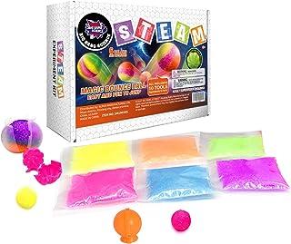 JADE Science Kits for Kids - STEM Magic Bounce Ball Science kit – DIY Kit - Science Experiment kit for kids