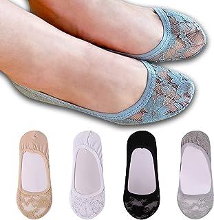 L&K Pack de 15 Calcetines Sneaker Cortos para Mujer Invisible Multicolor 2010 35-38