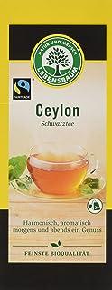 Lebensbaum Schwarztee Im Teebeutel - Ceylon, 40 g