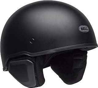 Bell Recon Open-Face Motorcycle Helmet(Asphalt Matte Black, X-Large)