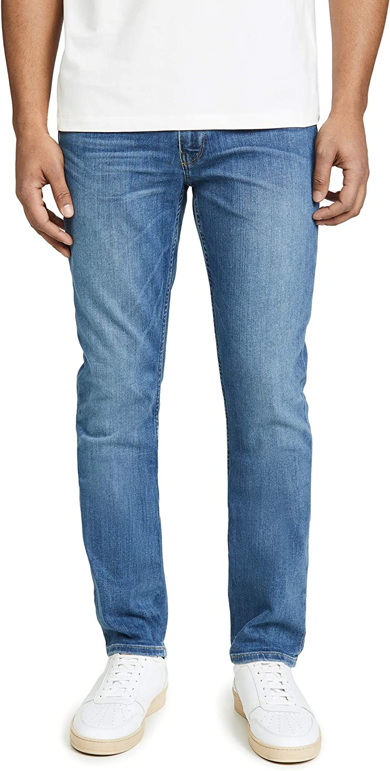 PAIGE Men's Federal Jeans Now Discount is also underway free shipping in Wash Cartwright