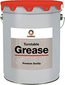Comma GRT12 5 12 5Kg Turntable Grease