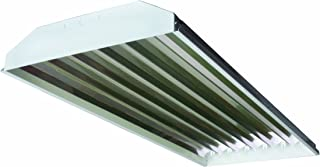 Howard Lighting HFA1A654APSMV000000I 6 Lamp High Bay Fluorescent Standard Specular Aluminum Reflector