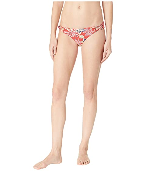 960c828b10 Roxy Printed Softly Love Reversible Swimsuit Bottoms at Zappos.com