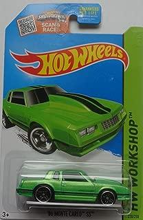 Hot Wheels Kmart Exclusive HW Workshop '86 Monte Carlo SS Green #230/250