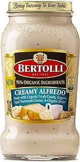 Bertolli Organic Creamy Alfredo Pasta Sauce 15 oz , pack of 1