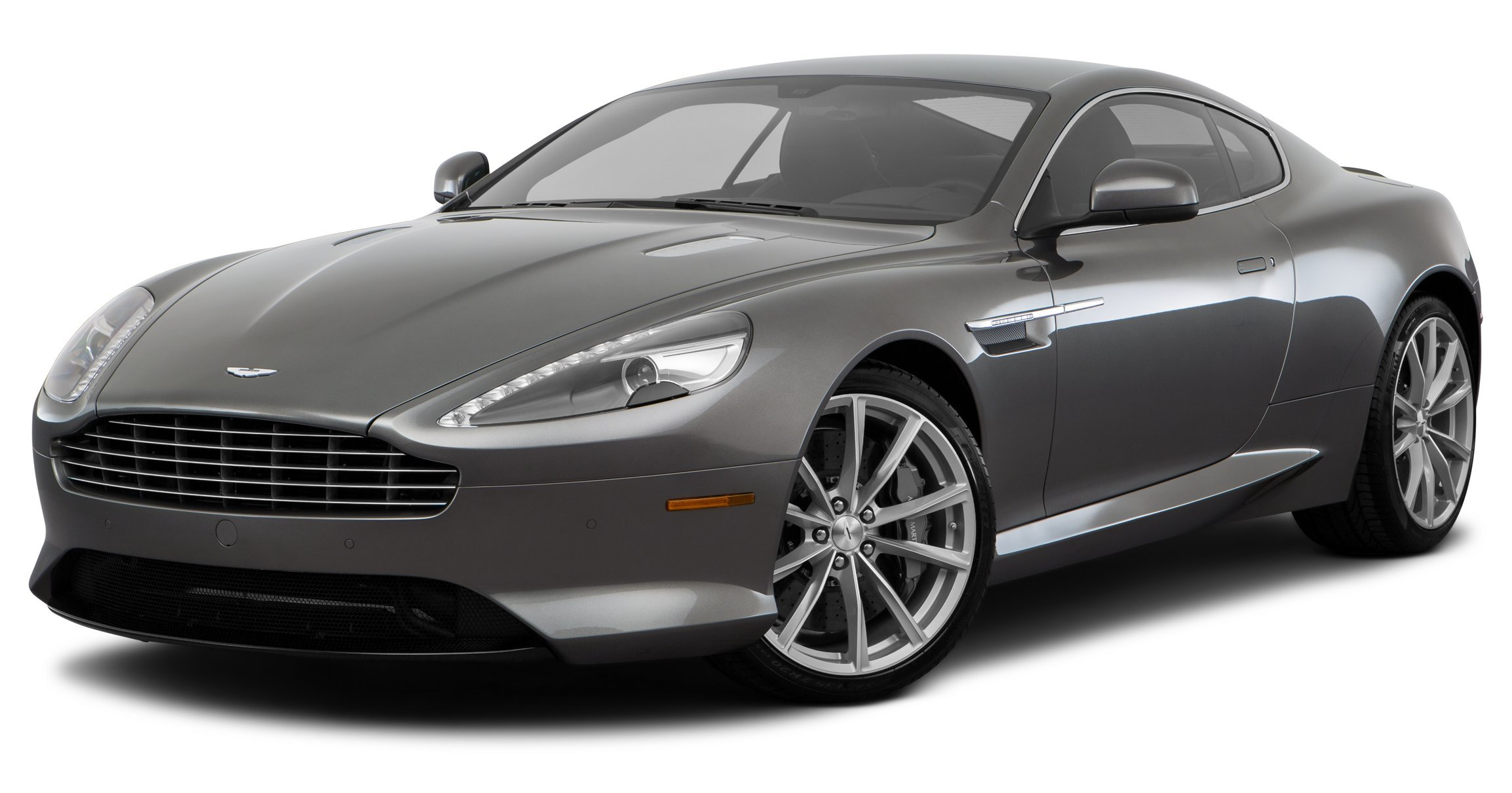 2016 Aston Martin DB9 GT Bond Edition 2 Door Coupe Automatic Transmission