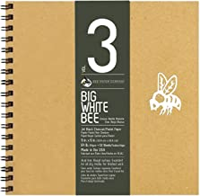Bee Paper Company Big Black Bee Bogus Pad, 9-inch x 9-inch, 50 Sheet Sketchbook