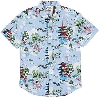 a4d9dddbd Loot Crate Firefly Wash Hawaiian Men's Button Shirt Cargo Hoban washburne  Exclusive