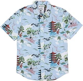 Firefly Wash Hawaiian Men's Button Shirt Cargo Hoban washburne Exclusive