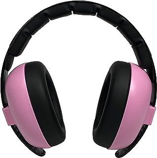 Banz Bubzee Baby Earmuffs, Petal Pink EM010