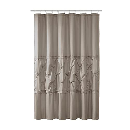 Taupe Shower Curtains Amazon Com