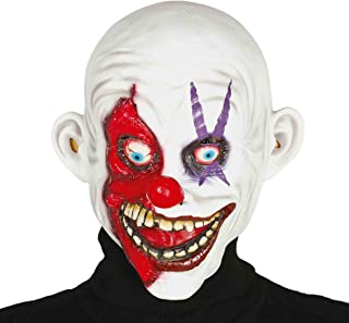 Guirca 2397 - Mascara Payaso Sonriente Latex
