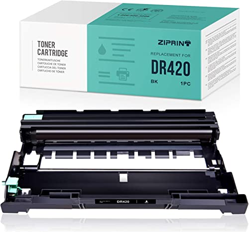 new arrival ZIPRINT Compatible Drum Unit Replacement for Brother DR420 online DR 420 TN450 use with DCP-7065DN HL-2270DW sale HL-2280DW MFC-7360N MFC-7860DW Intellifax 2840 2940 (1-Pack) outlet online sale