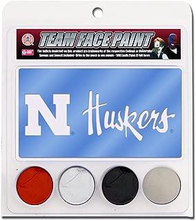 NCAA Nebraska Cornhuskers Face Paint Kit