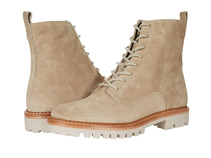 Vintage Boots- Winter Rain and Snow Boots History Vince Cabria-Lug Cobblestone Womens Shoes $395.00 AT vintagedancer.com
