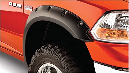 Bushwacker 50915-02 Dodge Pocket Style Fender Flare - Set of 4