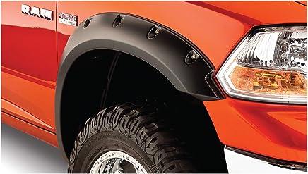 Bushwacker 50915-02 Dodge Pocket Style Fender Flare - Set of 4