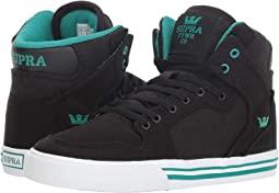 Black/Teal/White