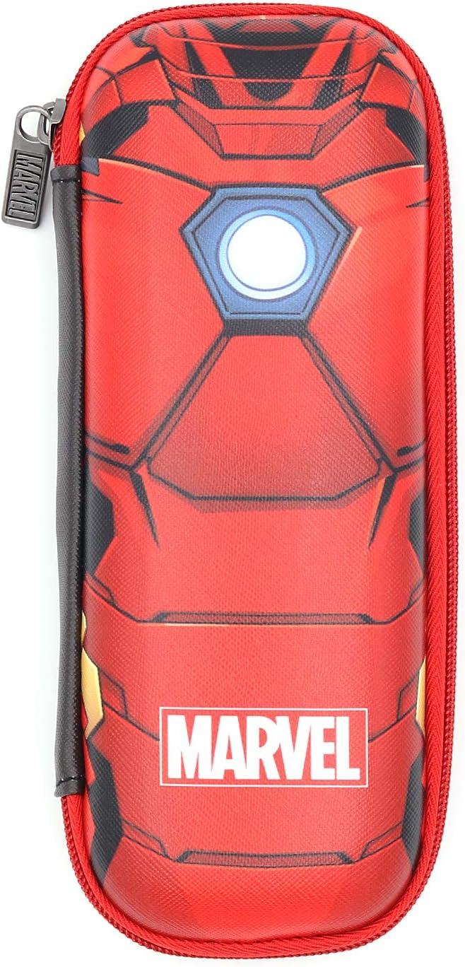 WINGHOUSE x Marvel Avengers Iron Man Case Body Max 69% Sale price OFF Pencil Organi EVA