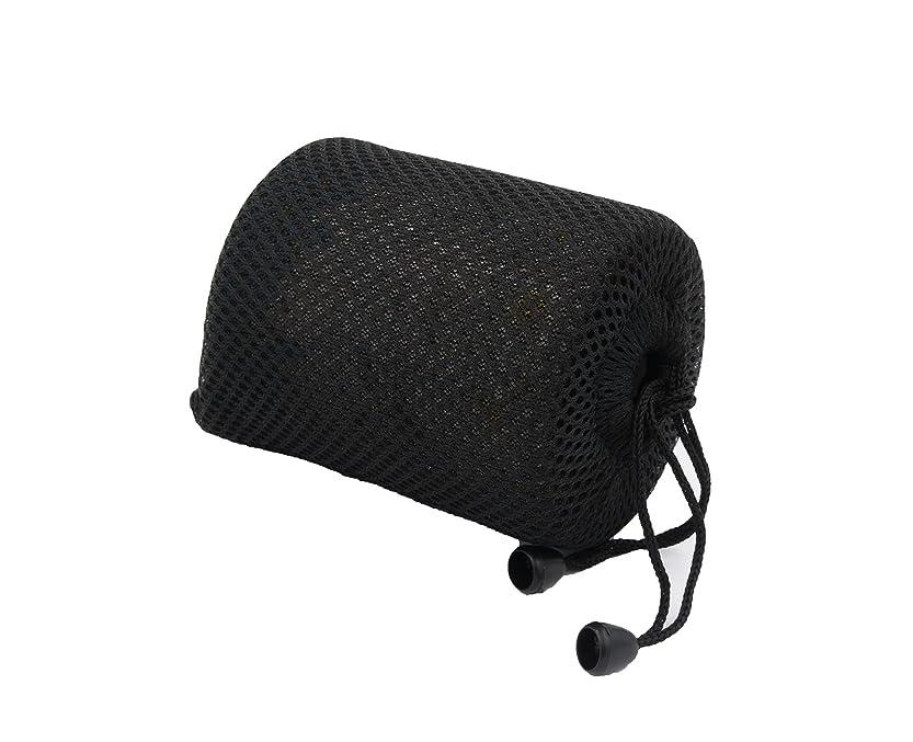 塗抹調子ローズポリエステル キャリングケース 収納 カバー 専用収納バッグ と Sony SRS-XB10 ポータブル ブルートゥーススピーカー 用 (ブラック)