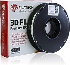 Filatech Flexible Filament - TPU, White, 1.75 mm, 0.5 Kg