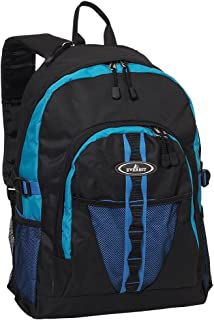 Everest Luggage Backpack with Dual Mesh Pocket