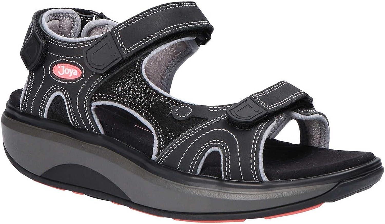 JOYA Damen Sandaletten Cairo2,Soft-Roll,bla 668san schwarz 262491