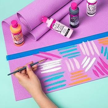 Tulip 20403 Soft Fabric Paint 4oz Matte Glacier White