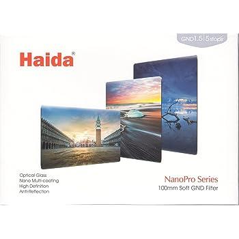 Haida NanoPro 100mm x 150mm MC Soft Grad ND 1,55Stop Optischer Glas-Filter 100ND32Neutral Dichte hd3711