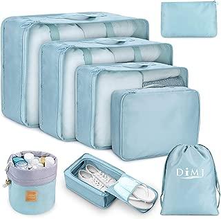 Aufbewahrungsbeutel Taschen Packing Cubes Wasserdicht Organizers Travel