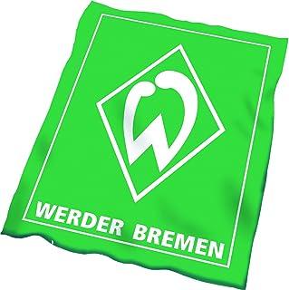 Crazy Three 80840-01 Werder Bremen Velourdecke Signatur