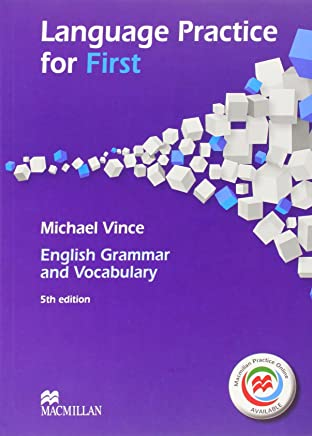 LANG PRACTICE FOR FIRST, without Key, 5th edition, [Lingua inglese]