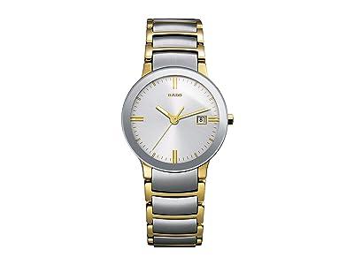 RADO Centrix R30932103 (Two-Tone Silver/Yellow Gold) Watches
