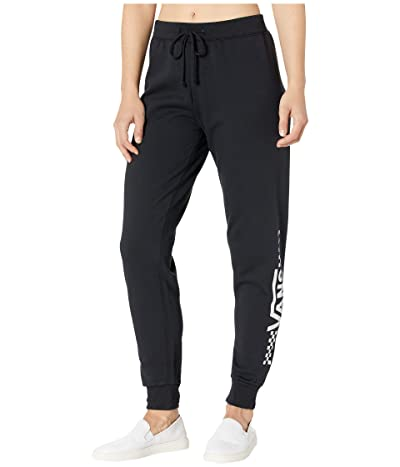 Vans Shine It Sweatpants (Black/Iridescent) Women