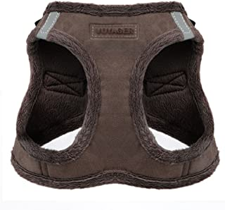 Voyager Step-in Soft Plush Dog Vest Harness for Small and...