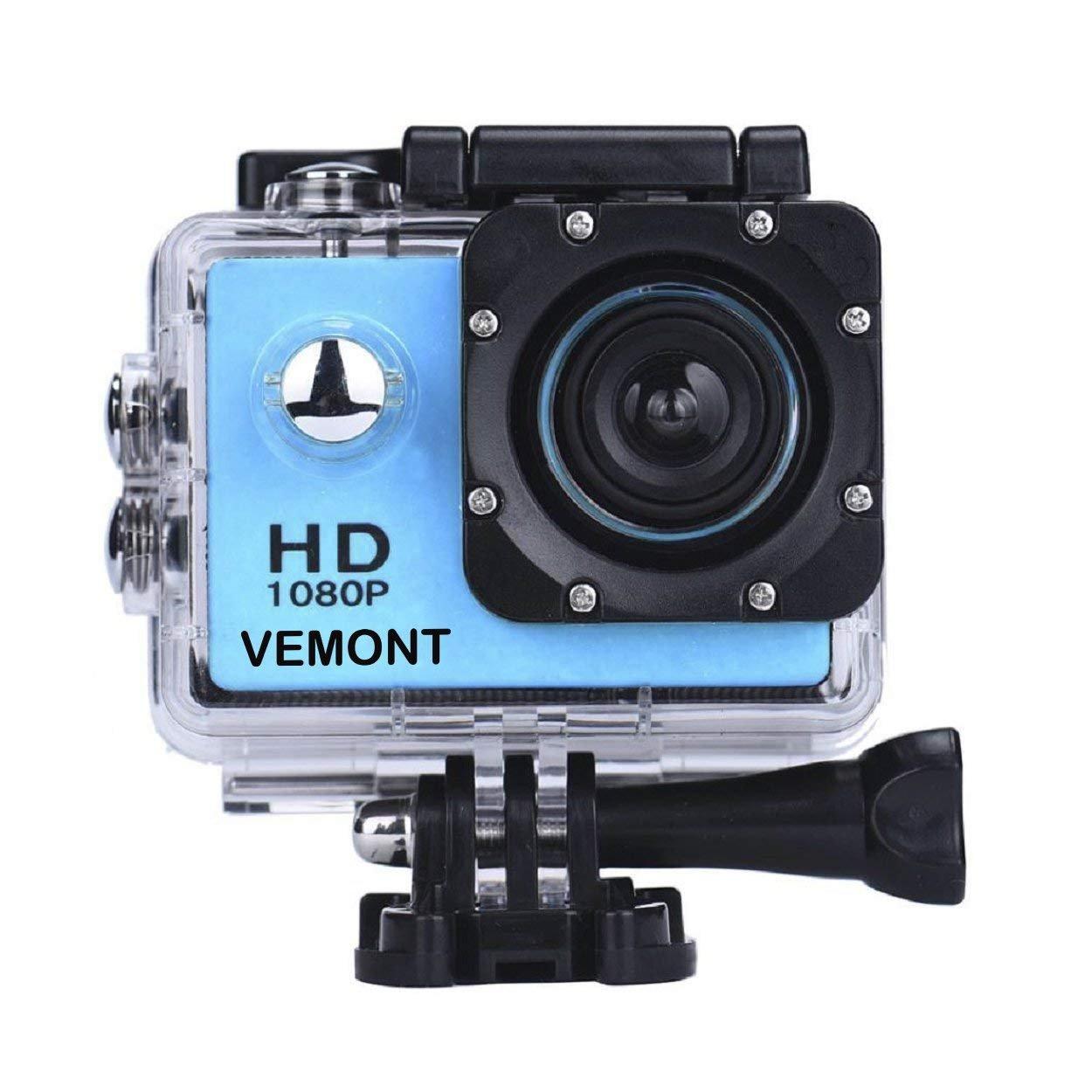 Vemont Underwater Waterproof Mounting Accessories