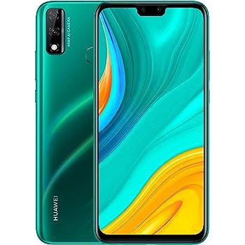 Huawei Y8S - Smartphone (6.5 Pulgadas Lcd, Cámara Frontal De 48 Mp + 2 Mp, 64 Gb Rom + 4 Gb Ram, Hisilicon Kirin710 Octa-Core, Android P+Emui 9.1.1, Batería De 4,000 Mah, Color Emerald Green