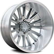 V-Rock VR11-2217044BR Multi Anvil 22X12 (-44Mm) Brushed Aluminum 8X170 125.1Mm Bore