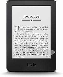 NuPro - Pellicola di protezione schermo per Kindle e Kindle Paperwhite (confezione da 3) - non compatibile con il modello ...