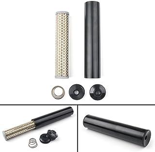 Areyourshop Napa 4003 Wix 24003 Kraftstofffilter aus Billet Aluminium, niedriges Profil, 1/2 28