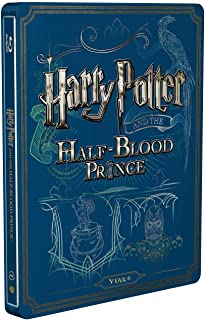 Harry Potter E Il Principe Mezzosangue Steelbook (Bs)