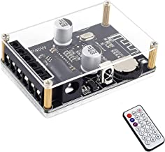 WHDTS Stereo Bluetooth Power Amplifier Board 5V 12V 24V 20W 30W 40W Infrared Remote..