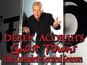 Derek Acorah's Ghost Towns - The Complete Second Season