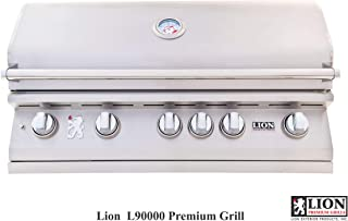 lion 40 grill
