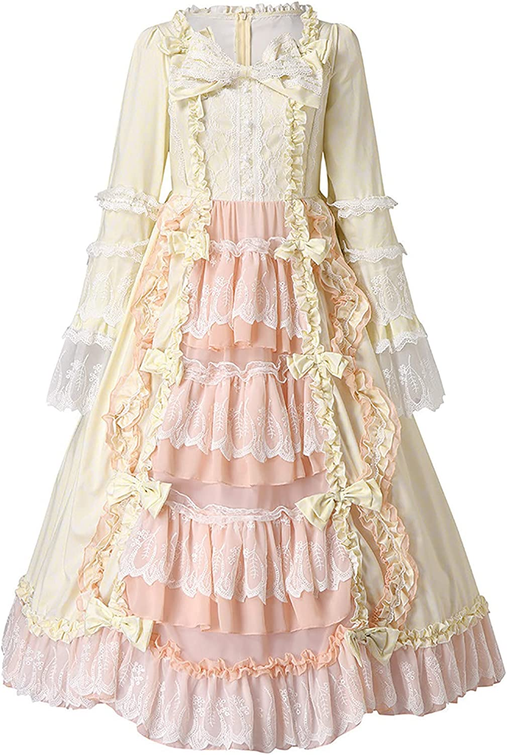 Lolita Dress for Women Plus Vintage Gothic Lace Popular products Size Ranking TOP19