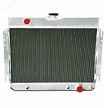 Primecooling 56MM 3 Row Core Aluminum Radiator for Impala Chevelle/Many Chevy GM Gars 1963-68