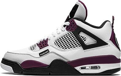 Jordan Men's Shoes Nike 4 Retro PSG Paris Saint-Germain CZ5624-100