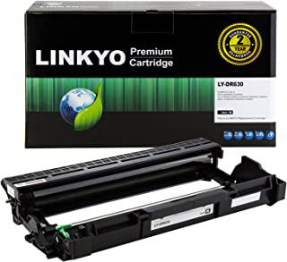 LINKYO Compatible Drum Unit Replacement for Brother DR630 DR-630